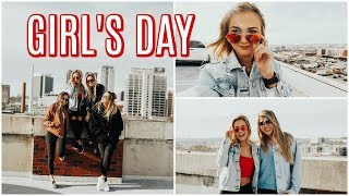 DAY IN MY LIFE | Full Day of Classes, Birmingham Trip & Pictures