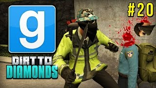 Garry's Mod DarkRP | Dirt To Diamonds: THE WORST POLICE OFFICERS EVER? [20]