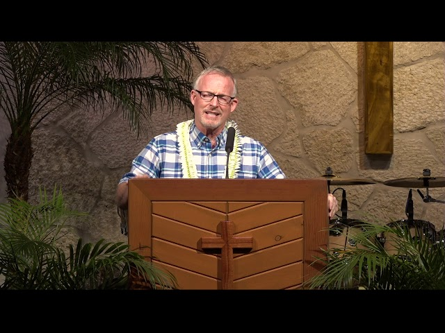 Guest Speaker Pastor Lloyd Pulley: Calm In The Storm