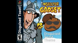 Inspector Gadget (Playstation) - Title Theme - Fabian Del Priore