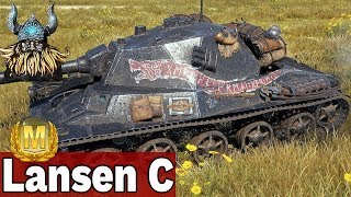 WRESZCIE! - LANSEN C - World of Tanks