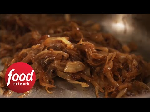 how-to-caramelize-onions-like-a-pro-|-food-network