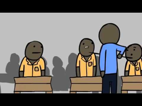 VERY FUNNY GHANAIAN TEACHER YOU WILL LAUGH OUT LOUD
