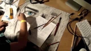 Speed Drawing - Kurt Cobain