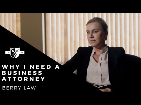 Why I Need an Attorney for My Business | Nebraska Business Lawyers