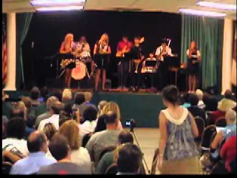 """I Cover The Waterfront by """"9 to 5"""" SacJazzCamp.org"""