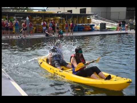 Sac State Aquatic Center Video