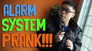 Alarm System Prank!!!