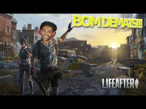 LifeAfter: INCRÍVEL É POUCO!!! Melhor game mobile de sobrevivência 2019!!! #ZigIndica40 - Omega Play