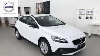 VOLVO V40 CROSS COUNTRY '17 D2 Kinetic || Exterior & Interior