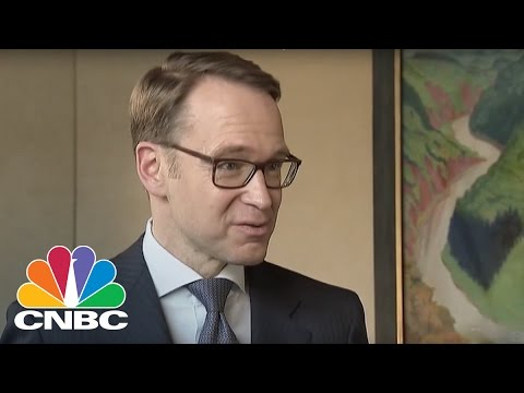Bundesbank President: No Doubts About The Existence Of The Euro Zone | CNBC