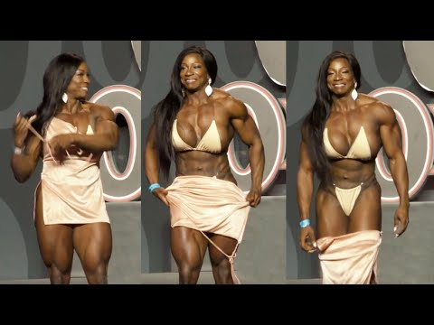 Ms Olympia is Back, Baby!