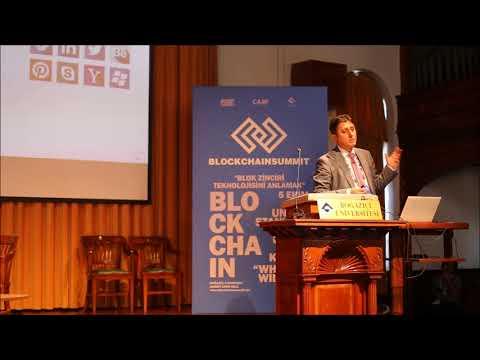 Ekrem Arıkan  -Boğaziçi Üniversitesi Blockchain Summit&39;17