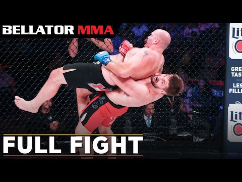Full Fight | Vitaly Minakov vs Tim Johnson - Bellator 225