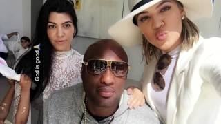 kourtney kardashian snapchat videos ft scott disick lamar odom etc snap