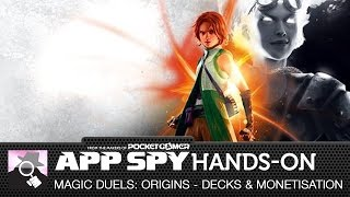GET EVERY CARD FOR FREE | Magic Duels: Origins hands-on video