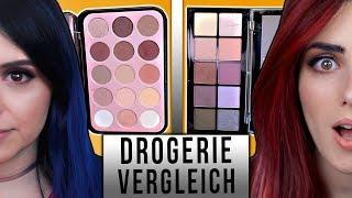 DROGERIE Produkte ernsthaft KOPIERT?! 😱 Ganzes Makeup mit Gleichen Produkten?! Mit Alycia Marie