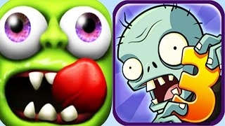 Plants Vs Zombies 3 vs Zombies Tsunami