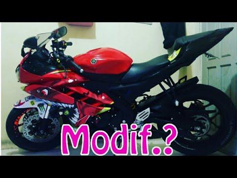 Modifikasi Yamaha R15, indonesia