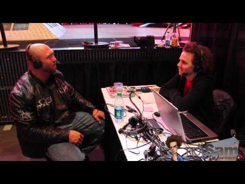 """Sam Roberts & Ryback on Wrestlemania, Vince McMahon, Goldberg chants, & more (12:40 and 15:14)"""