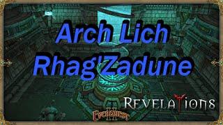 [EQ2] Revelations vs Arch Lich Rhag