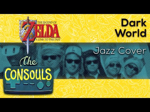Dark World (The Legend of Zelda: A Link to the Past) - The Consouls