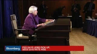 The Takeaways From Janet Yellen's Comments Today