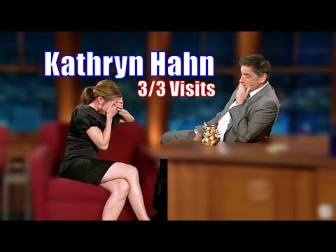 Kathryn Hahn - Not Your Regular Hollywood Actress - 3/3 Visits In Chronological Order