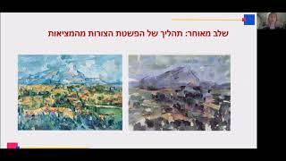 אומנות חזותית : זרמים באומנות המודרנית