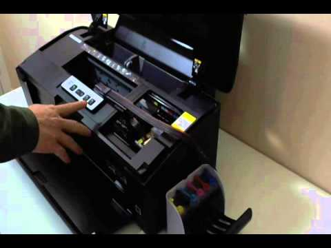 INKXPRO New XPRO III Series CISS Continous Ink System for Epson Artisan  1430 1400 printer