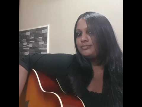 Sublime Gracia / Amazing Grace in Spanish  ( en espagñol)-Guitar cover by Ginelle Edelweiss Coutto
