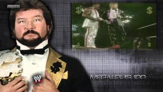 Ted Dibiase Sr. WWE Theme Song -