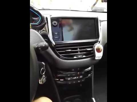 Peugeot multimedia android navigation interface box