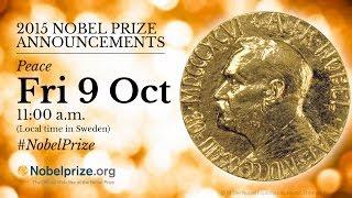 بالفيديو.. «المنظمات الراعية للحوار الوطني في تونس» تفوز بجائزة نوبل للسلام 2015