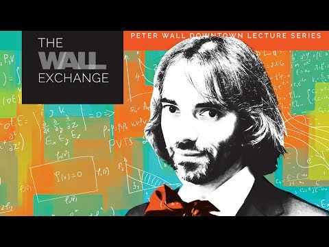 Cedric Villani: The Hidden Beauty of Mathematics | Spring 2017 Wall Exchange