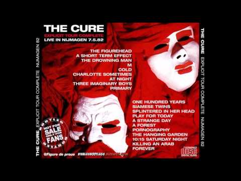 The Cure 1982 05 07 Nijmegen 14 A Strange Day mp3