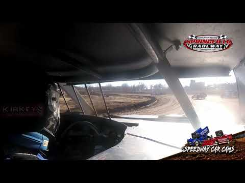 #6h Will Hibdon - Midwest Mod - 11-24-19 Springfield Raceway - In Car Camera