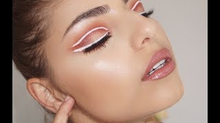 Double Wing Liner Makeup Tutorial + HUGE ANNOUNCEMENT FOR ASPIRING VLOGGERS