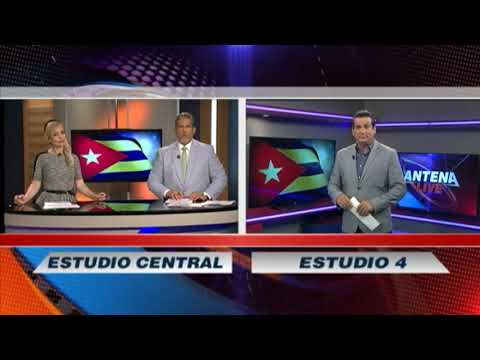 Noticiero Antena Live | 4/27/2018