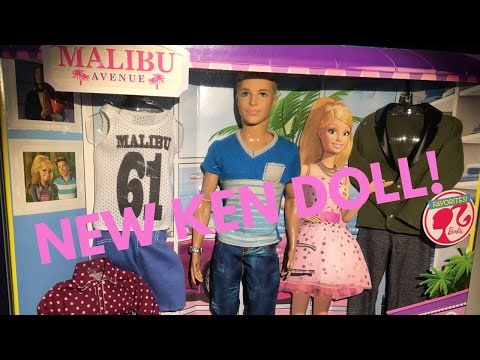 malibu-avenue-ken-doll-fashionista-toy-review-and-unboxing