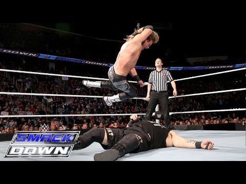 Dolph Ziggler Vs. Kevin Owens: SmackDown – 17. Dezember 2015