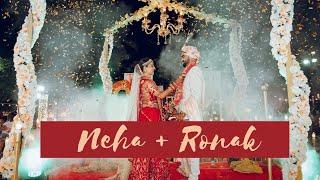 Cinematic Teaser | Neha & Ronak | 25 Nov '2020