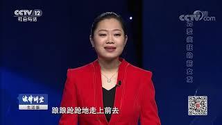 《法律讲堂(生活版)》 20190614 为爱疯狂的前女友| CCTV社会与法