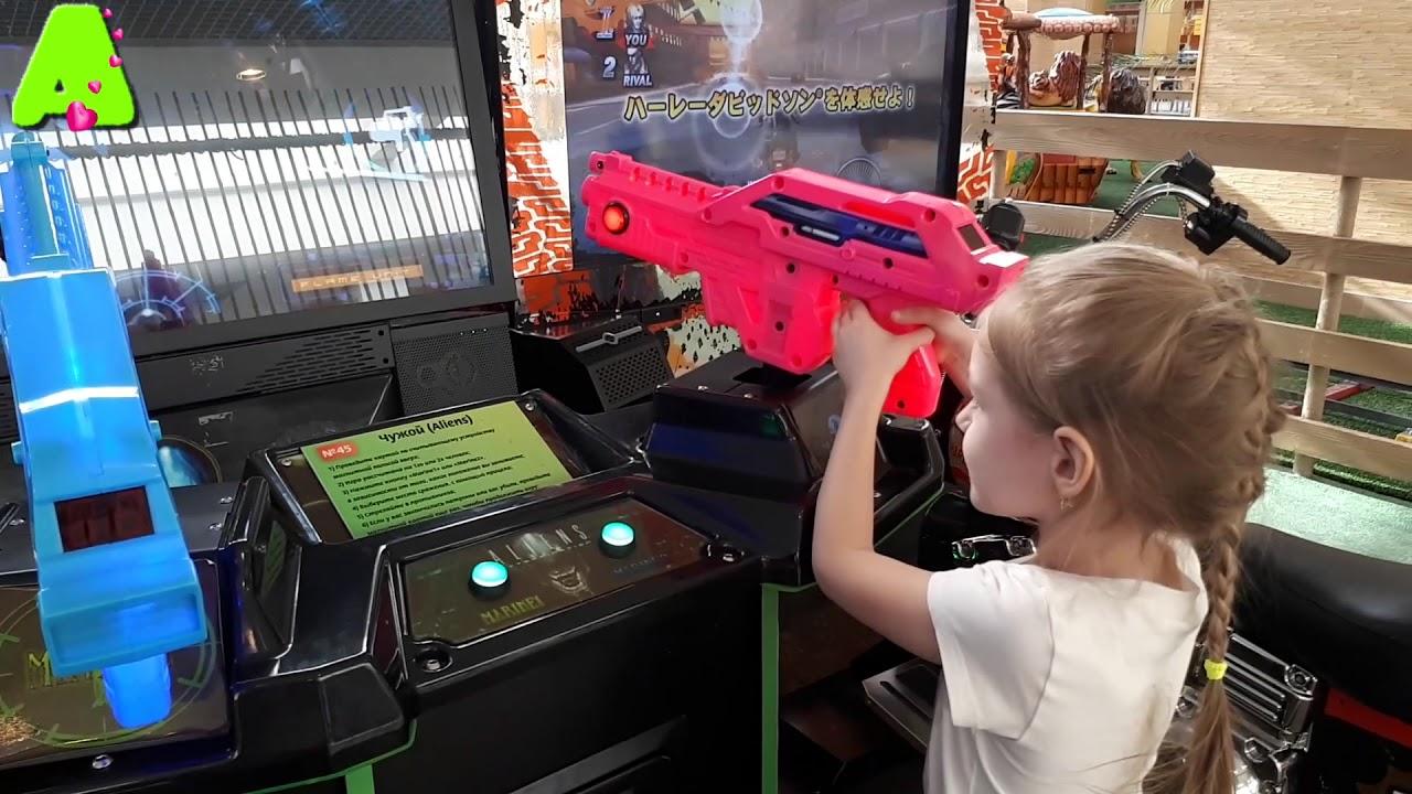 розважальний центр ігрові автомати