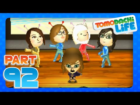 Tomodachi Life - Part 92 - Operation Robodachi! (3DS)