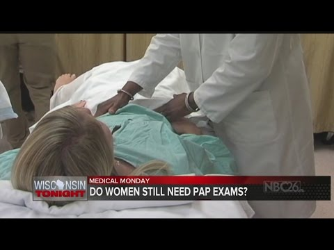 Medical Monday: Do women still need pap exams?