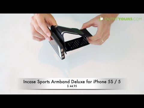 Incase Sports Armband Deluxe for iPhone 5S / 5 Review