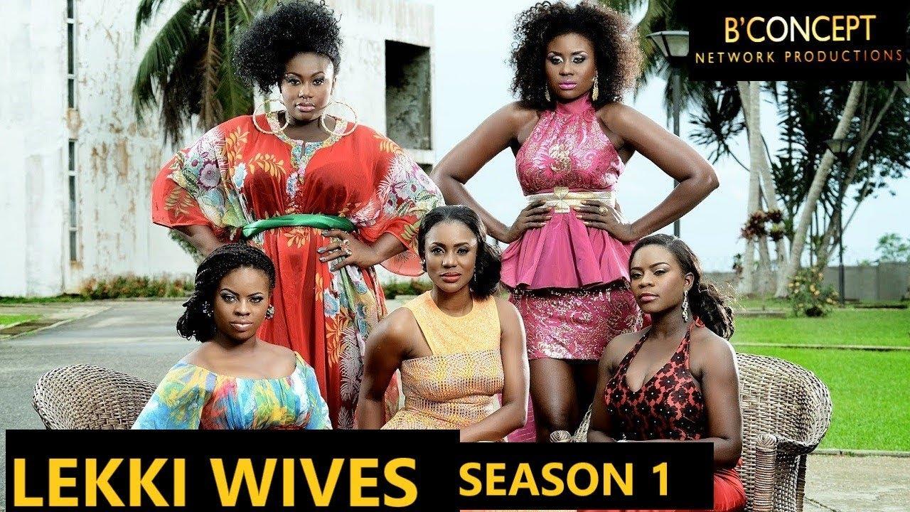 'The Lekki Wives' S1, EPISODE1 (NIGERIAN DRAMA SERIES)