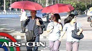 PAGASA: Prepare for hotter Metro Manila