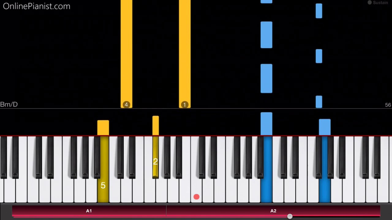 halloween theme easy piano tutorial how to play john carpenters halloween on piano